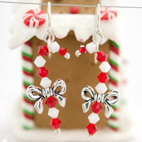 Candy Cane Earring Kit