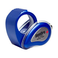 Blue 10X GemOro Hastings VIP Eye Loupe