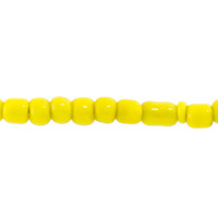 Fulani Tribe Seed Beads Yellow (22
