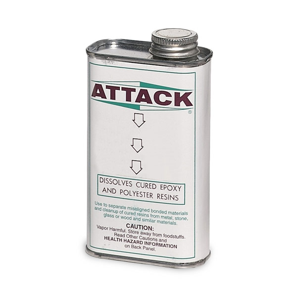 Attack Solvent Solution - Glue Remover