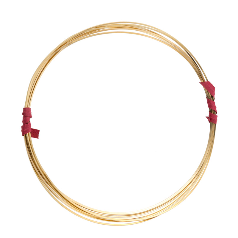 Round Wire 20 Gauge Gold Filled 1ft