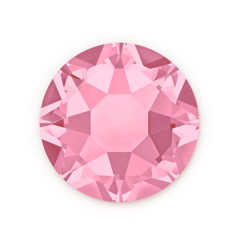 4d0259b1e 50% Sale on Swarovski Light Rose 3mm Hot Fix Flat Back Crystals - Wholesale  Iron on Rhinestones