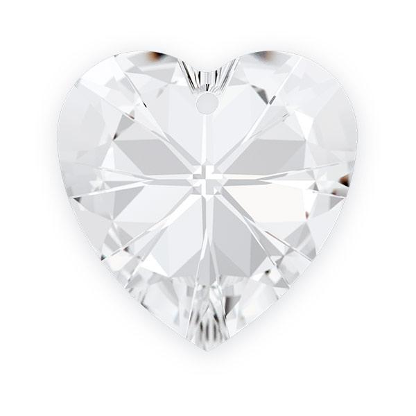 e5f6645a4cc91 Swarovski Heart Pendant 6228 18mm Crystal (1-Pc)