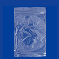 Zip Top 2mil Poly Bags 5x7 (100-Pcs)