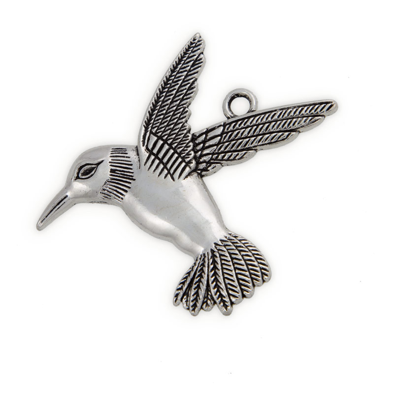 pendants cent hummingbird necklace apmex product slab pendant unique silver trinidad