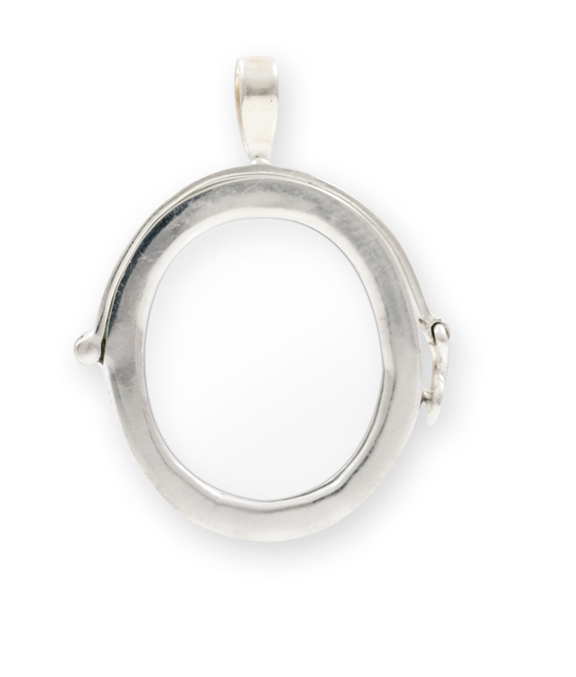 25x28mm sterling silver picture frame pendant wholesale metal 25x28mm sterling silver picture frame pendant aloadofball Choice Image
