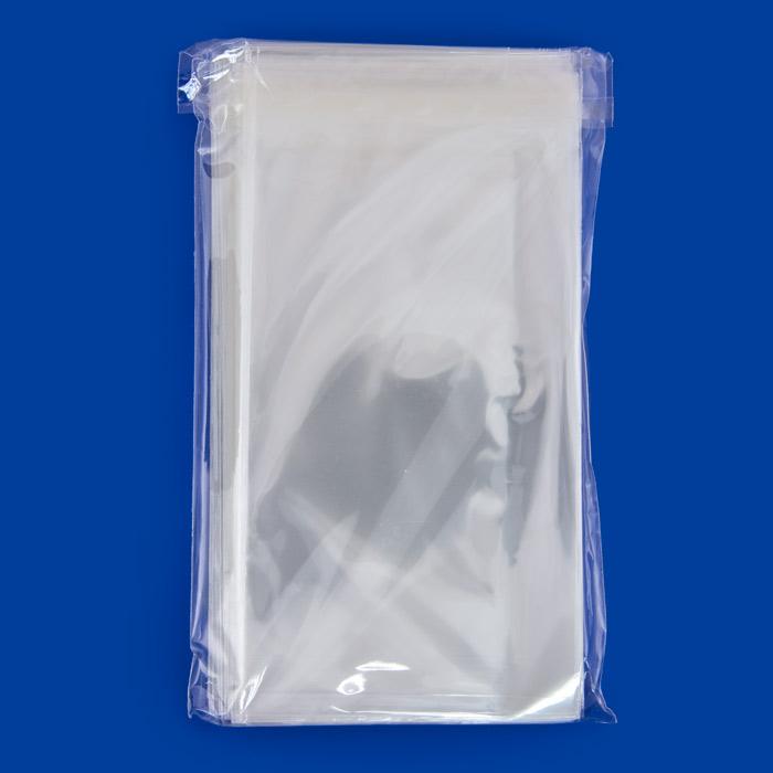 Resealable Polypropylene Bags 4x6 Opp