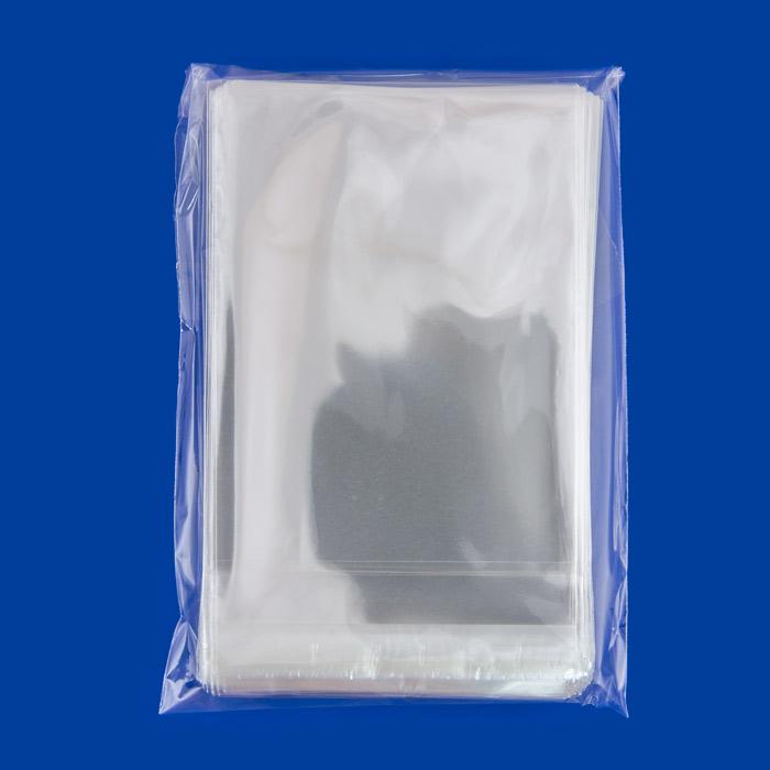 Resealable Polypropylene Bags 3 X 4 (OPP Bags) clear self