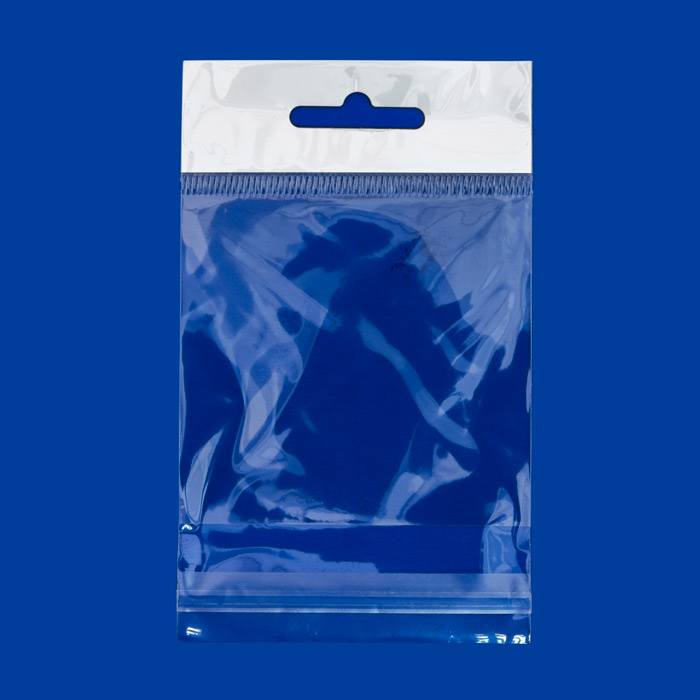 Opp Bag With Hanging Header 3x3 Wholesale Cellophane Bags