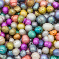 Pound of Freshwater Pearls Mix (1-Lb)