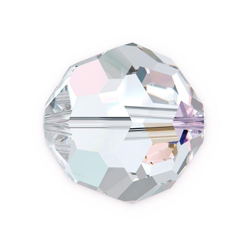 c3bbc90a5 50% Sale on Swarovksi Crystal Elements - Style 5000 8mm Crystal AB Round  Swarovski Crystal Beads | swarovski beads buy | Buy in Bulk