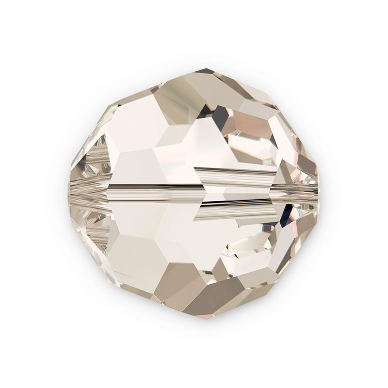 92f197d46 50% Sale on Swarovksi Crystal Elements - Style 5000 6mm Crystal Silver  Shade Round Swarovski Crystal Beads | swarovski round Swarovski Crystal  Beads