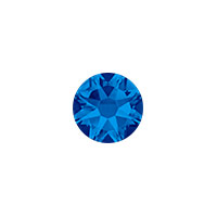 Swarovski 2088 6.5mm (SS30) Capri Blue Flat Back (5-Pcs)