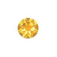 Swarovski 2088 7mm (SS34) Sunflower Flat Back (5-Pcs)