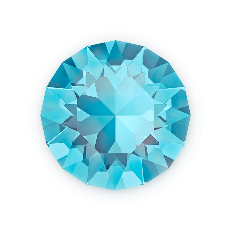 eb85e6440 Swarovski Crystal 1088 3mm Aquamarine Xirius Chatons | Austrian swarovski  pointed back crystals | Only at JewelrySupply.com