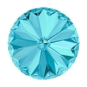 Swarovski 1122 18mm Aquamarine Rivoli Chaton (1-Pc)