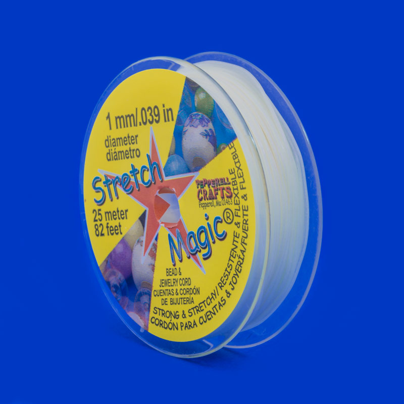 Shop For Pearl Stretch Magic Bead Cord Stretchy Cord For Making