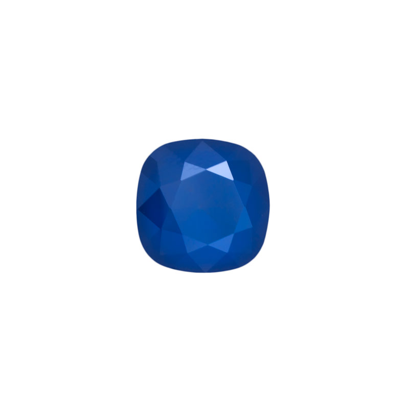 swcr blue stone fancy swarovski gemstone piece royal crystal cushion