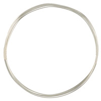 Sterling Silver Filled Wire Round Dead Soft 20ga (1-Ft)