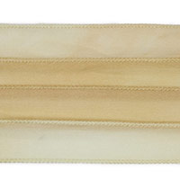 Light Tan Silky Ribbon (42 Inches)