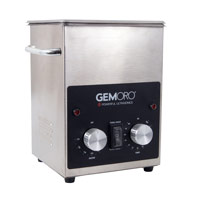 Next-Gen Ultrasonic Jewelry Cleaner with Heater (2 Qt)