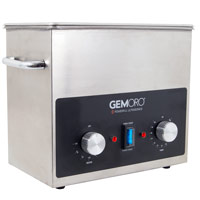 Next-Gen Ultrasonic Jewelry Cleaner with Heater (3 Qt)