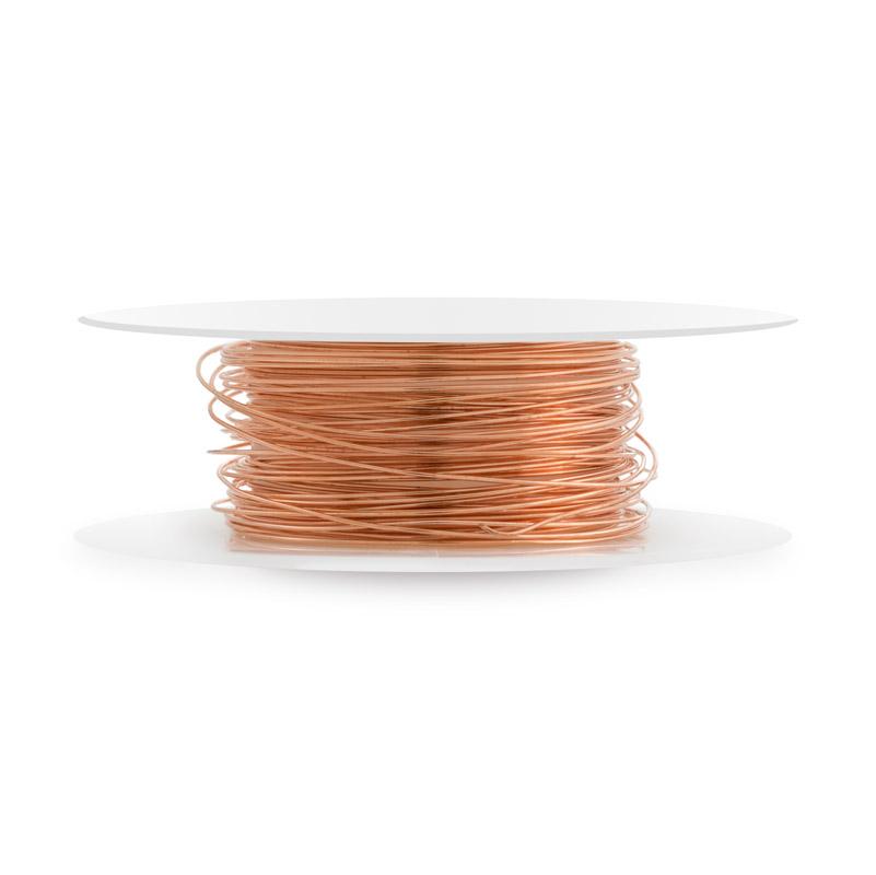 Copper Wire Dead Soft Round 26ga