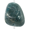 Apatite Nugget Bead 20-30mm (1-Pc)