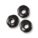 TierraCast Heishi Nugget Bead 7mm Pewter Gunmetal Plated (6-Pcs)