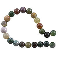 Fancy Jasper Round Beads 6mm (16