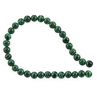 Synthetic Malachite Round Beads 4mm (16