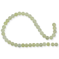 New Jade Round Beads 4mm (15