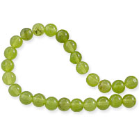 New Jade Round Beads 8mm (15