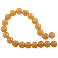 Red Aventurine Round Beads 8mm (15