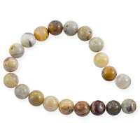 Crazy Lace Agate Beads 6mm (15