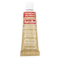Rub 'n Buff Metallic Antique Gold
