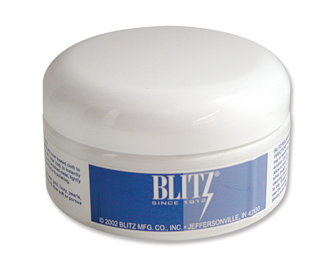 Silver Jewelry Cleaner Blitz Jewelry Cleaning Solution