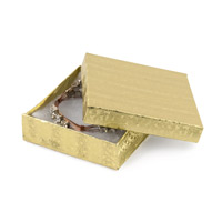 Gold Foil Jewelry Box #33