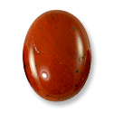 Red Jasper Oval Cabochon 25x18mm