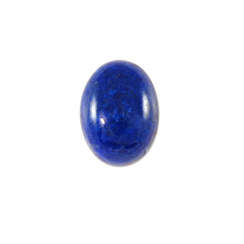 lapis lazuli oval cabochon 8x6mm