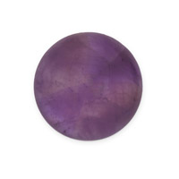 Dogtooth Amethyst Round Cabochon 20mm