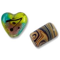 Miscellaneous Lampwork Glass Beads