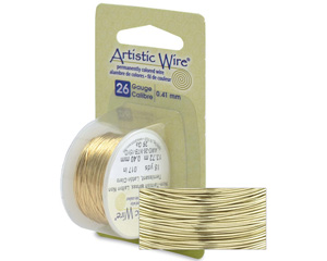 Over 190 styles of Artistic Wire Available For Your Jewelry Making ...