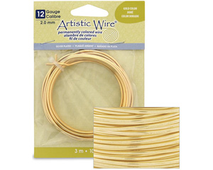 Artistic Wire Gold & Rose Gold