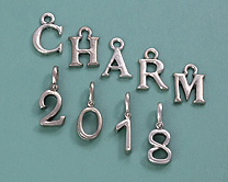 Alphabetic and Numeric Charms