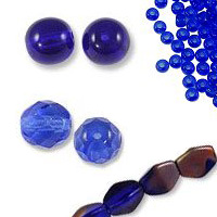 Czech Glass and Fire Polished Beads