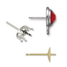 Earring Findings and Earring Components - Wholesale Pricing at ...