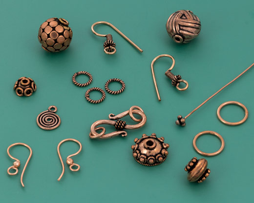 Shop Copper Findings