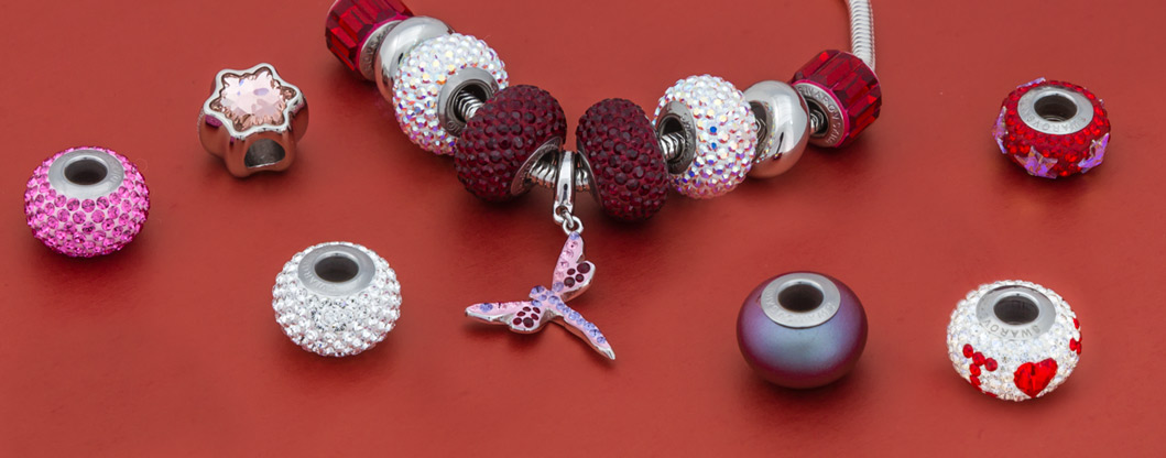 Shop for Swarovski BeCharmed Beads