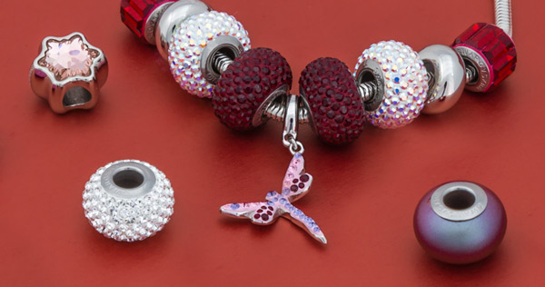 Swarovski BeCharmed Collection